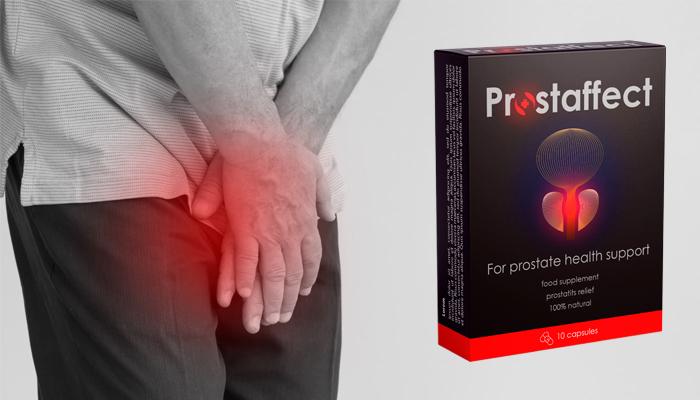 Prostaffect: rivoluzione nel trattamento della prostatite cronica
