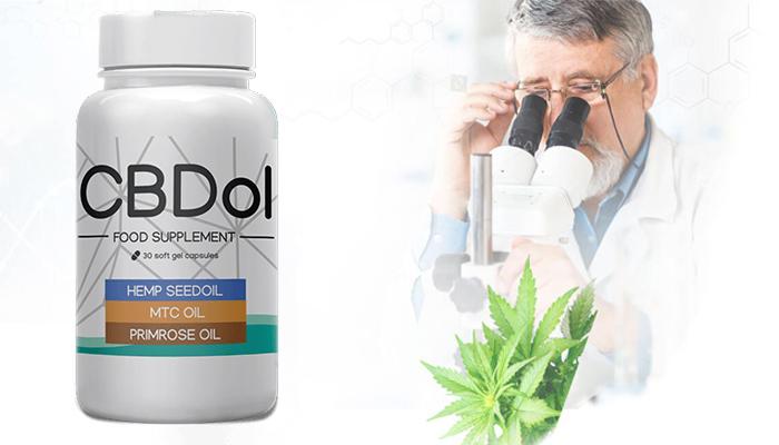 CBDol: contro l'ipertensione e disturbi vascolari