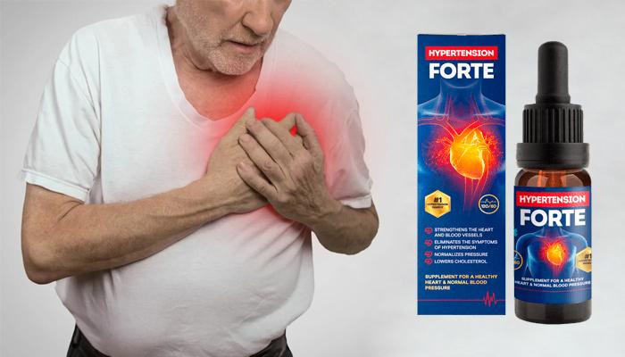 Hypertension Forte: risolve il problema dell'ipertensione e i suoi sintomi!