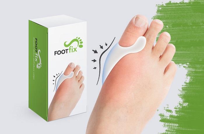 FootFix da alluce valgo del piede: la prima cura effettiva per l'alluce valgo!