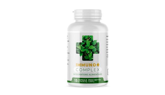 Immuno + Complex per migliorare l'immunità: fai scorta di super immunità per tutto l'inverno!