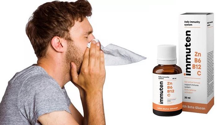 Immuten per l'immunità: è una protezione affidabile contro infezioni e virus!