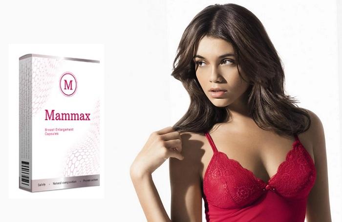 Mammax per l'ingrandimento del seno: EFFETTO PUSH-UP PER SEMPRE!