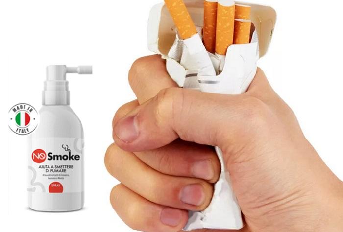 NoSmoke dal fumo: un modo rivoluzionario per smettere di fumare!