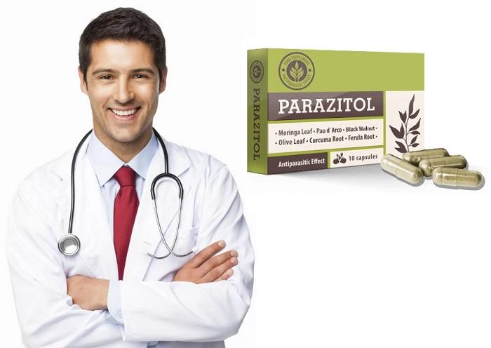 PARAZITOL dai parassiti: pulizia completa del corpo per 1 corso!
