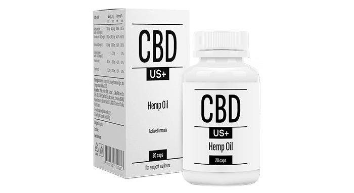 CBDus+: capsule per ipertensione
