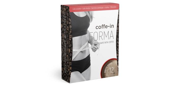 Coffe-in Forma per perdita di peso: dimagrisci senza depressioni e crisi isteriche