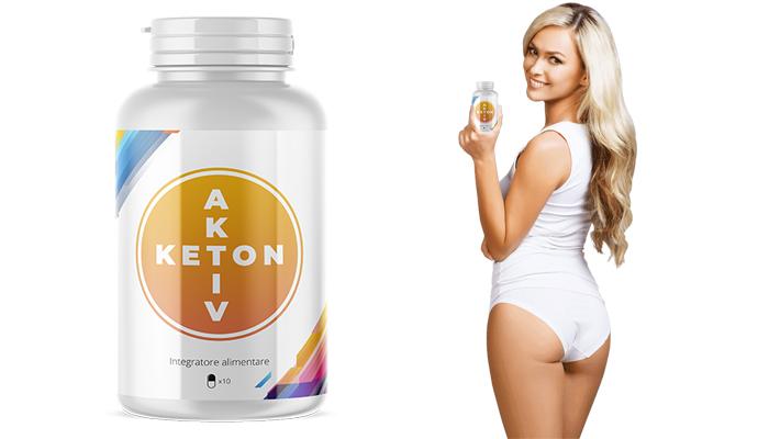 Keton Aktiv per perdita di peso: dimagrirete ogni giorno è garantito