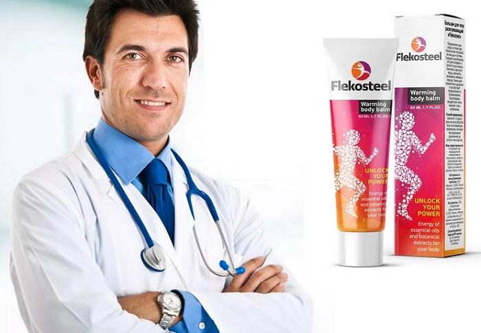 Flekosteel per le articolazioni: è un rimedio efficace per osteocondrosi, osteoartrite e lesioni!