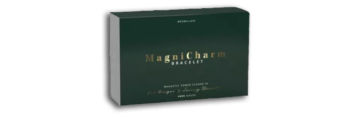 MagniCharm Bracelet: allevierai il dolore in 7 minuti e in 28 giorni lo eliminerai per sempre