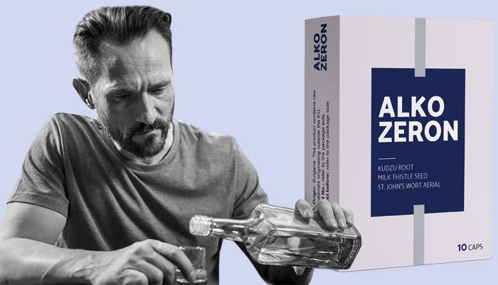 """Alkozeron contro l'alcolismo: dite """"NO"""" all'alcol e cambiate la vostra vita in meglio!"""