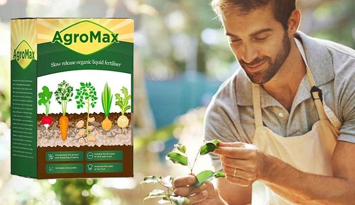 AGROMAX bio-fertilizzazione: fertilizzante organico per aumentare la crescita di ciò che si coltiva!