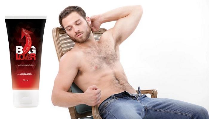 BIGLOVER per aumentare il tuo cazzo: aumenta il pene di 7 cm in un mese!