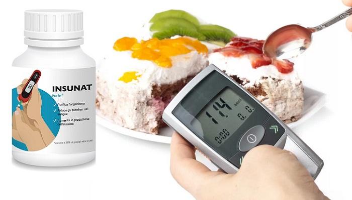 Insunat dal diabete: doppio colpo al diabete!