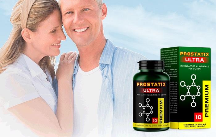 PROSTATIX ULTRA prostatite: sbarazzati dalla prostatite in 1 corso!