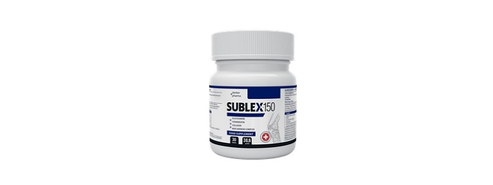 SUBLEX-150 per le articolazioni: l'ultimo now-how europeo per la salute delle articolazioni!