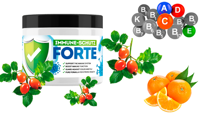 Immune Protect Forte: formula per una forte immunita