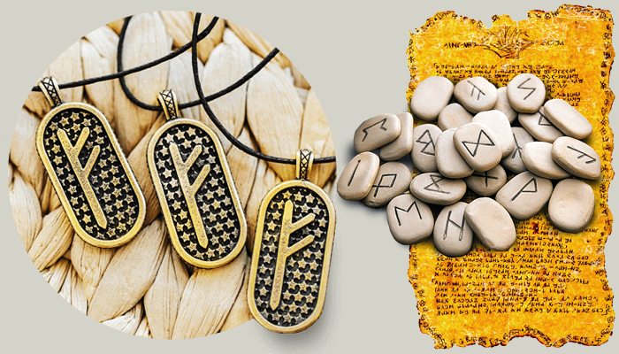 Fehu amuleto per ricchezza: dimentica i fallimenti e le perdite con l'antico potere delle rune scandinave!