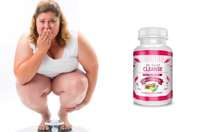 Dr Parell Cleanse dimagrimento: brucia i grassi depositati in un ciclo senza fatica!