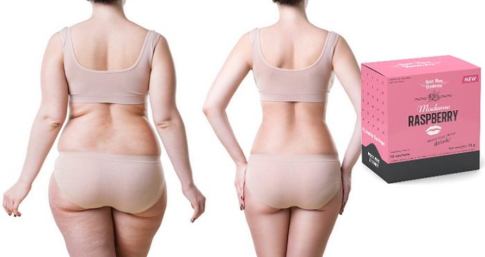 Madame Raspberry dimagrimento: perderai 18 kg in 30 giorni!