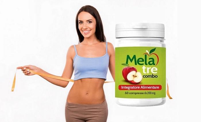Mela Tre Combo dimagrimento: estratto di mela contro colesterolo e grasso in eccesso!