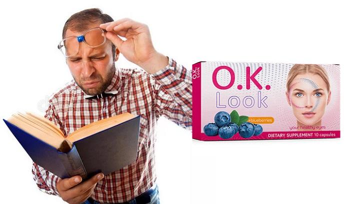 OK LOOK per la visione: e ora di recuperare la visione!