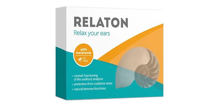Relaton per l'udito: ripristina la salute delle orecchie al livello cellulare
