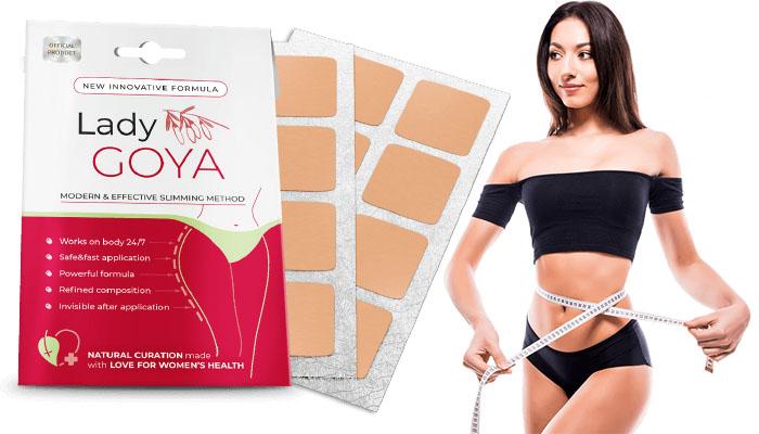 Lady Goya per perdita di peso: brucerai fino al 77% di grasso!