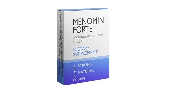 Menomin Forte con la menopausa: sentiti facile per gli anni a venire!