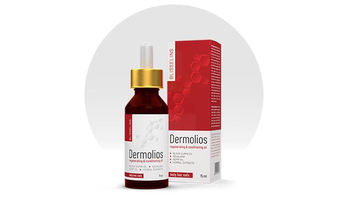 Dermolios per la salute della pelle: tra 28 giorni avrai una pelle sana e liscia