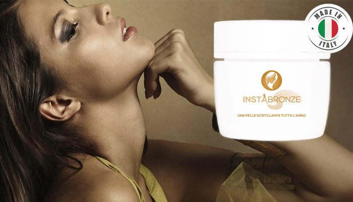 InstaBronze per tan: la pelle abbronzata rende più belli e seducenti