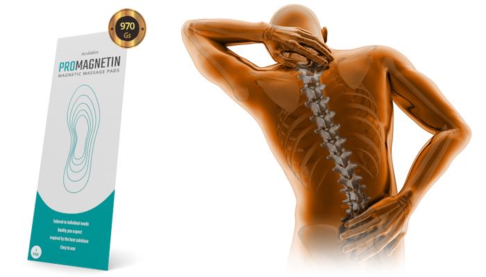 Promagnetin contro il dolore: non sprecare la vita preziosa con il dolore!