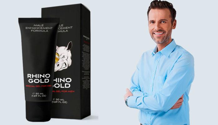 Rhino Gold Gel per allungare il pene: le dimensioni contano davvero