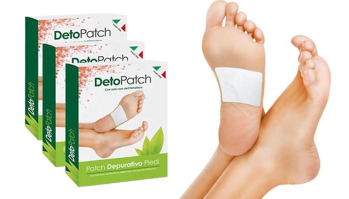 DetoPatch per purificare il corpo: eliminare le tossine raccolte nel corpo