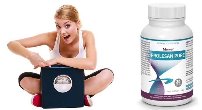 Prolesan Pure per la perdita di peso: bruciatore di grassi creato da dietologi