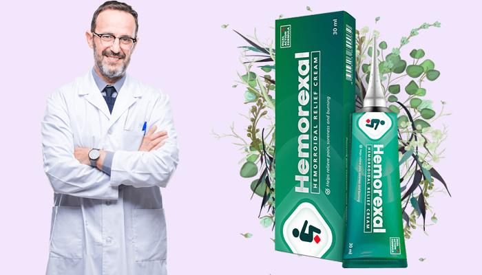 Hemorexal contro le emorroidi: rapido sollievo dal dolore ed eliminazione degli sintomi