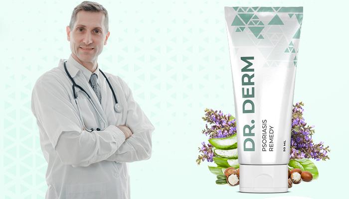 Dr.Derm contro la psoriasi: la psoriasi sarà il passato!