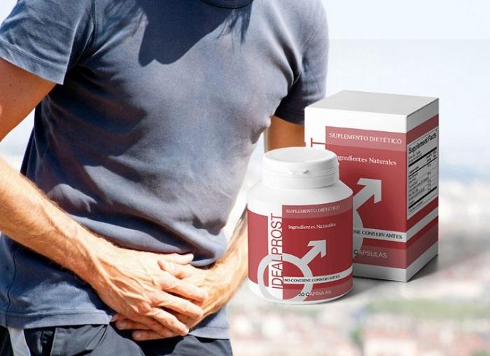 IDEALPROST prostatite: il rimedio N.1 in Italia per eliminare i problemi alla prostata!