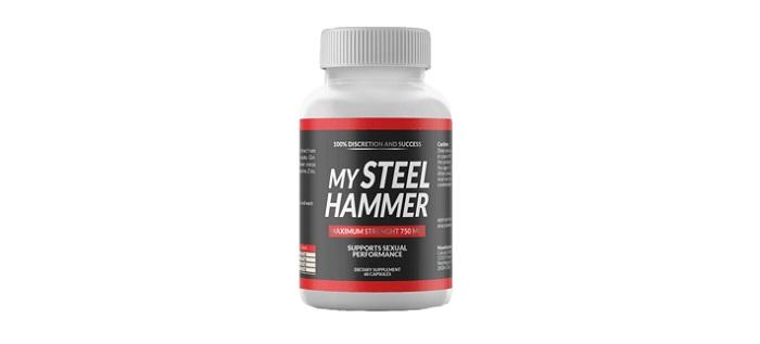 My STEEL HAMMER per la potenza: un'erezione sana fino a 75 anni!