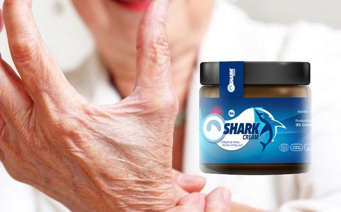 Shark Cream per le articolazioni: di' addio dolore alle articolazioni!