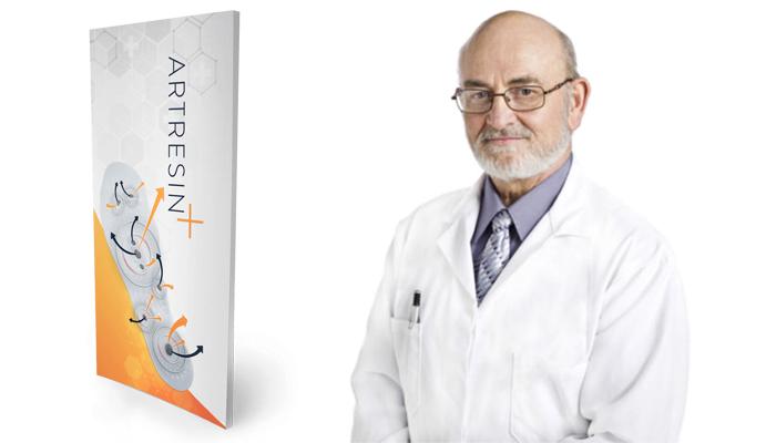 Artresin Plus contro il dolore: trattamento di 4 settimane per eliminare il dolore