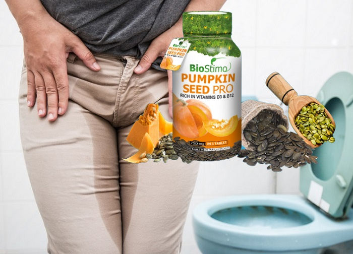 Pumpkin Seed Pro incontinenza urinaria: ha già aiutato migliaia di donne e uomini, eliminando completamente il problema in 60 giorni!