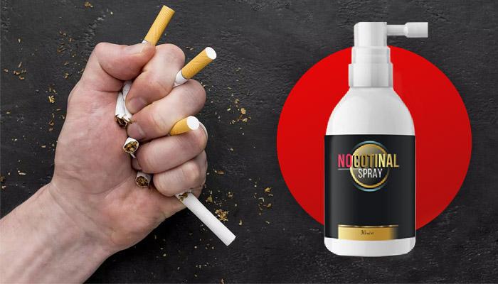 Nocotinal contro il fumo: smetti di fumare in tempi record