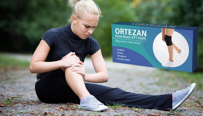 Ortezan contro il dolore al ginocchio: sollievo permanente del dolore al ginocchio in soli 28 giorni
