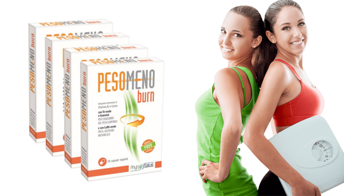 Peso Meno Burn + Slim per la perdita di peso: ti aiutano a perdere peso in modo naturale