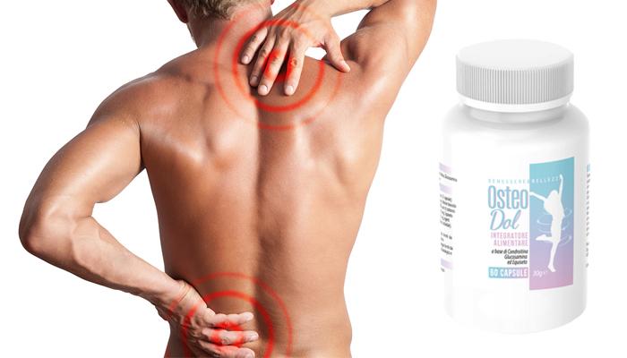 Osteodol per le articolazioni: rigenera il sistema osteo-articolare