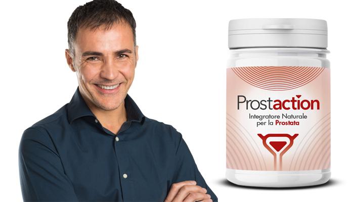 Prostaction contro la prostatite: l'integratore naturale per la prostata
