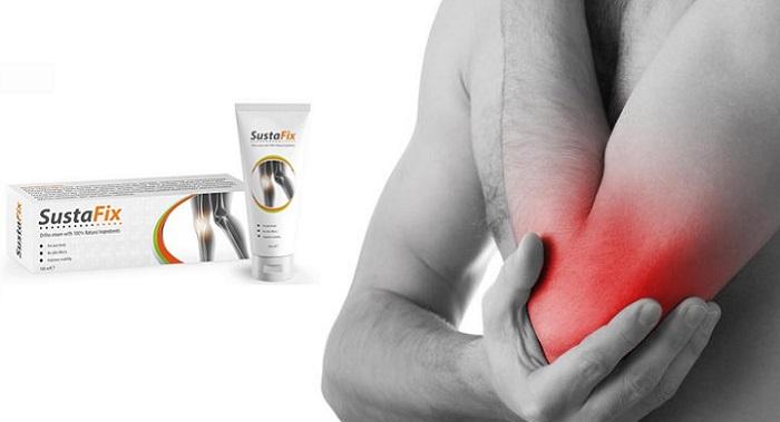 SustaFix per le articolazioni: cura le articolazioni e i tessuti in 10 giorni!