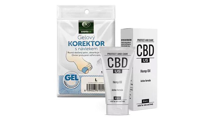 CBD Kit contro l'alluce valgo: l'effetto sarà notato in poche settimane nel 100% dei casi