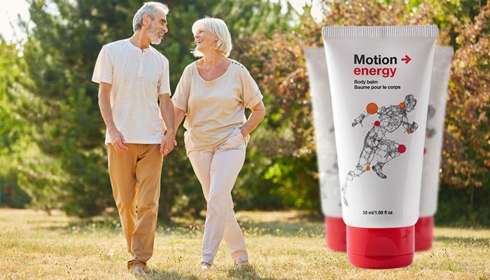 Motion Energy per le articolazioni: restituisce la mobilità articolare
